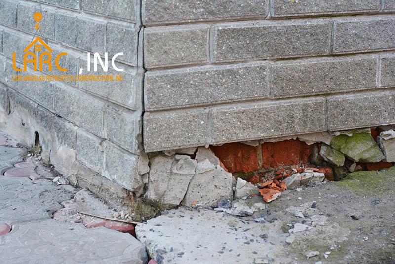 Foundation Repair in Los Angeles