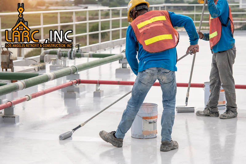 about Waterproofing in Los Angeles