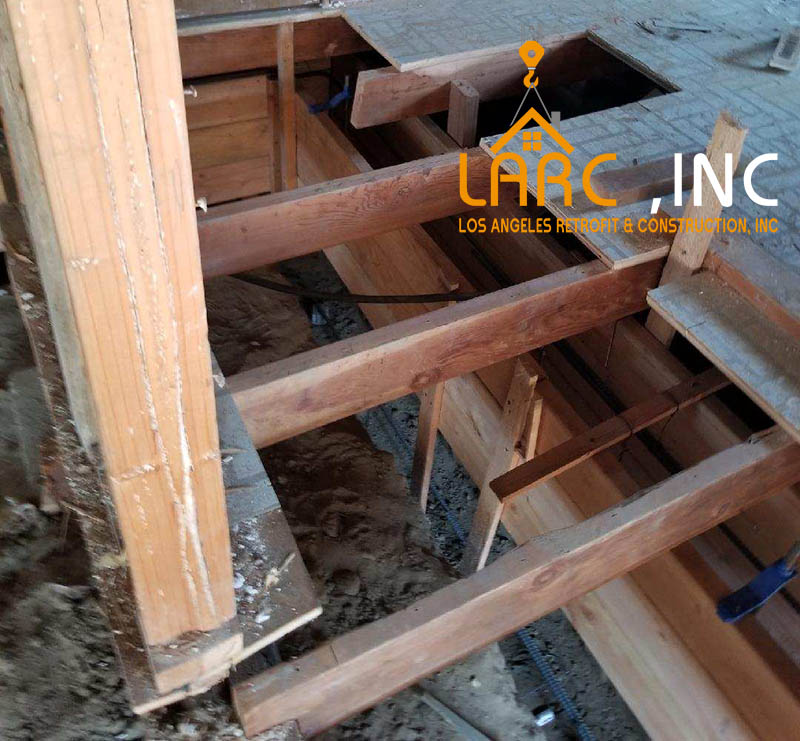 Foundation Underpinning in Los Angeles