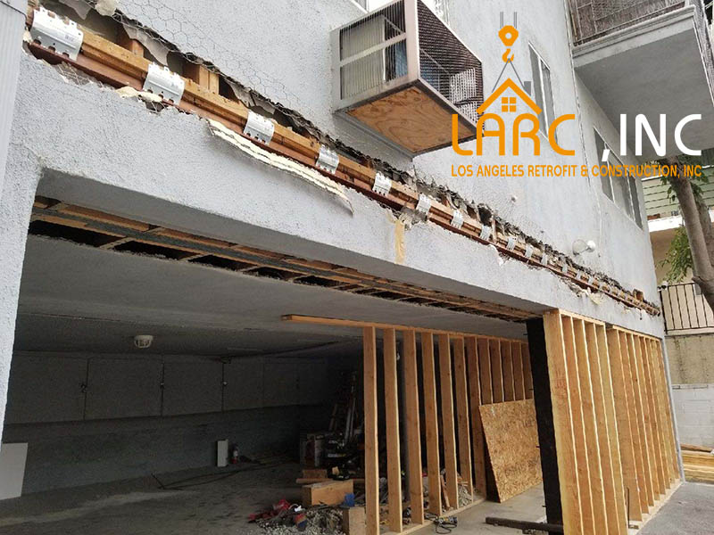 Retrofitting Construction Company in LA