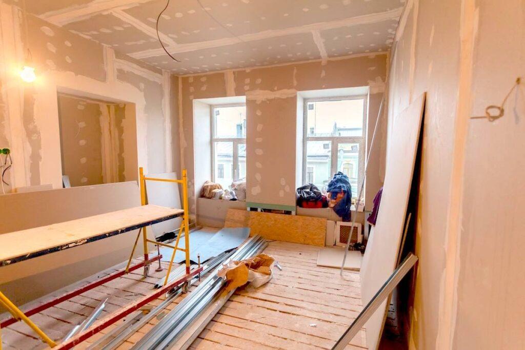 la retrofit and construction