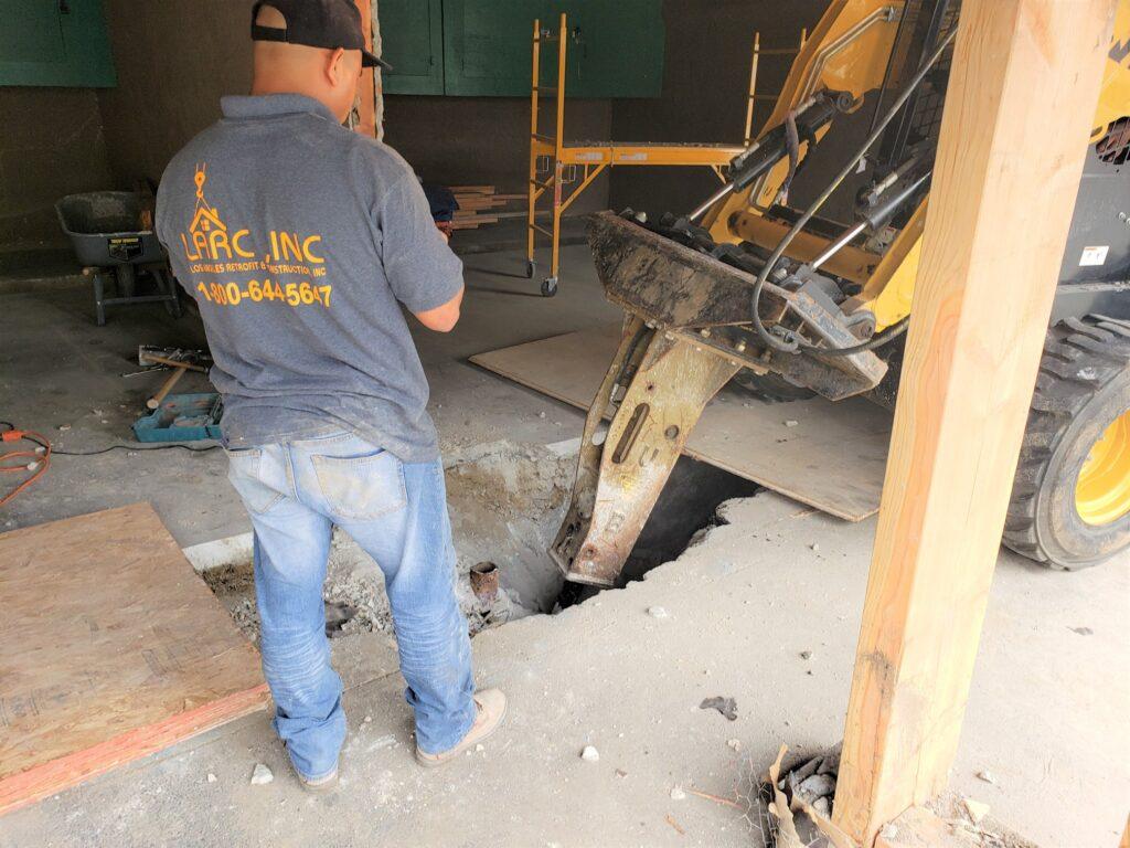 Retrofit Construction in Los Angeles